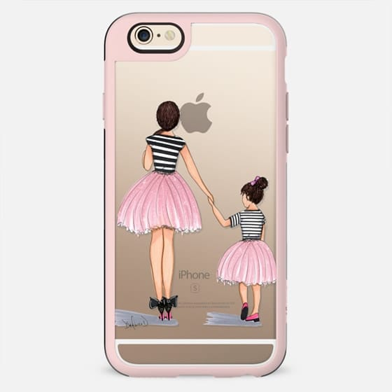 Mother Daughter ballerinas
