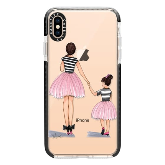 iPhone XS Max Cases - Mother Daughter ballerinas