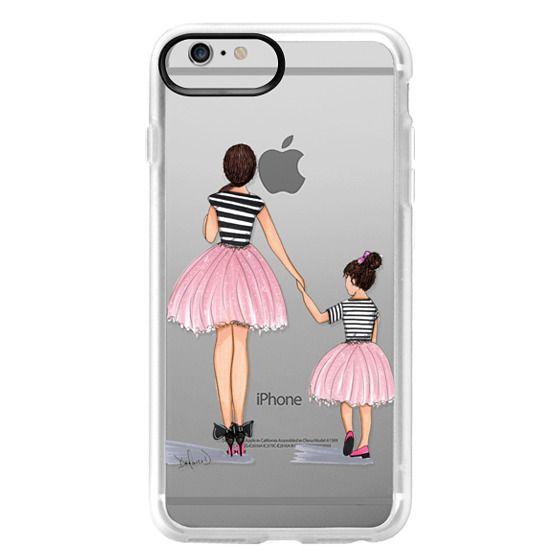 iPhone 6 Plus Cases - Mother Daughter ballerinas