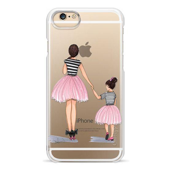 iPhone 6 Cases - Mother Daughter ballerinas