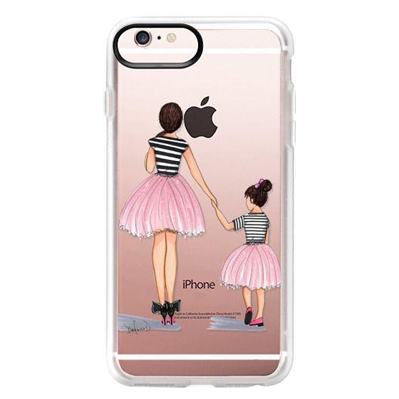 iPhone 6s Plus Cases - Mother Daughter ballerinas