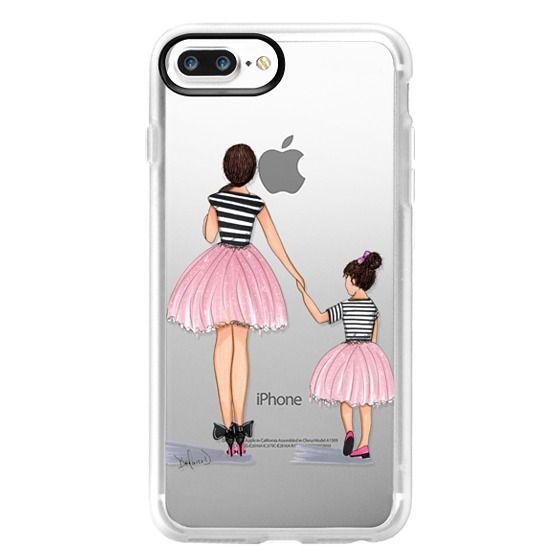 iPhone 7 Plus Cases - Mother Daughter ballerinas