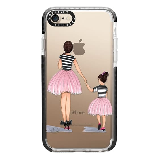 iPhone 7 Cases - Mother Daughter ballerinas
