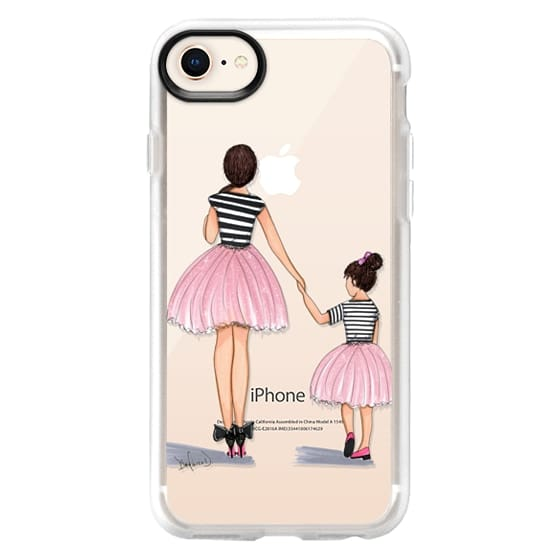 iPhone 8 Cases - Mother Daughter ballerinas