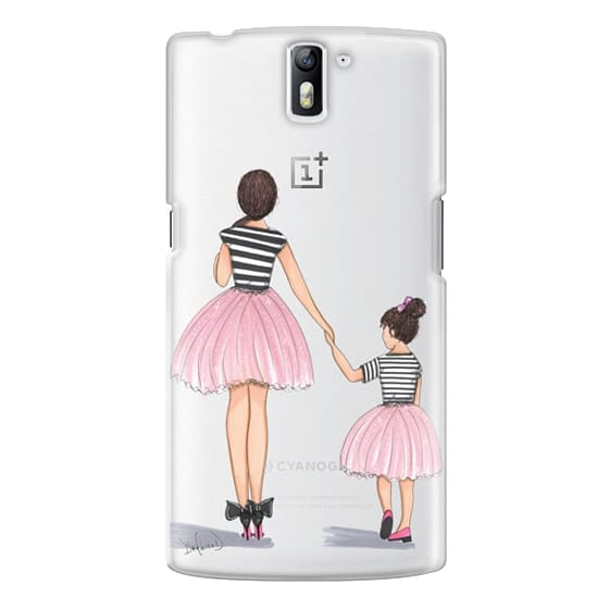 One Plus One Cases - Mother Daughter ballerinas