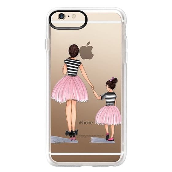 iPhone 6 Plus Cases - Mother Daughter ballerinas