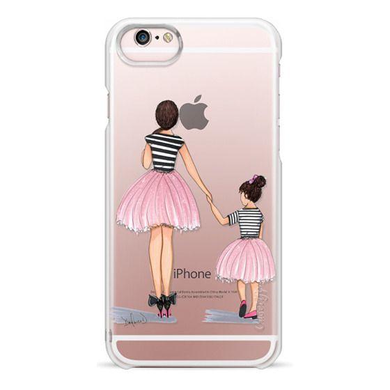 iPhone 6s Cases - Mother Daughter ballerinas