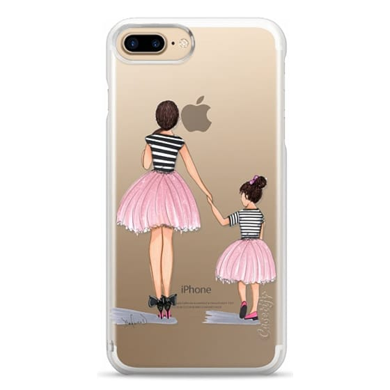 iPhone 7 Plus Cases - Mother Daughter ballerinas