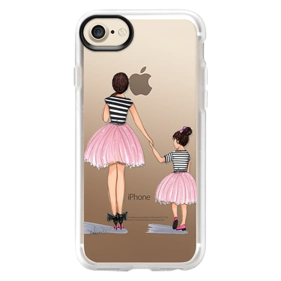iPhone 7 Cases - Mother Daughter ballerinas