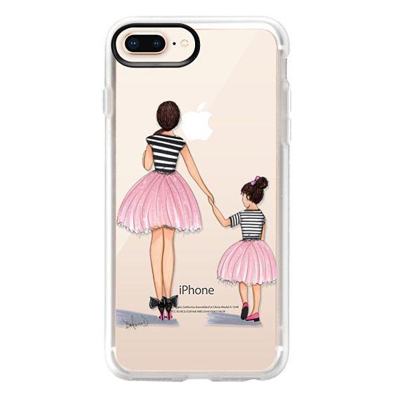 iPhone 8 Plus Cases - Mother Daughter ballerinas