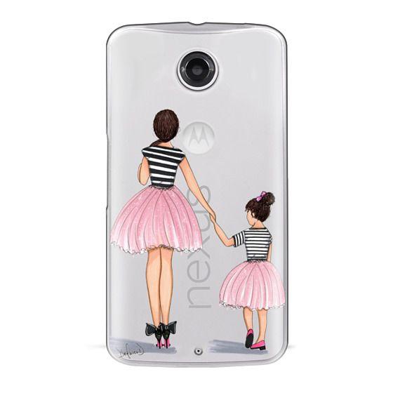 Nexus 6 Cases - Mother Daughter ballerinas
