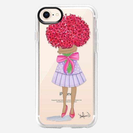 Valentine's Day Flowers - Snap Case