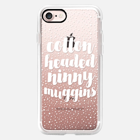 Cotton Headed Ninny Muggins -