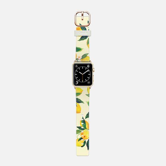 Lemon Blossoms -