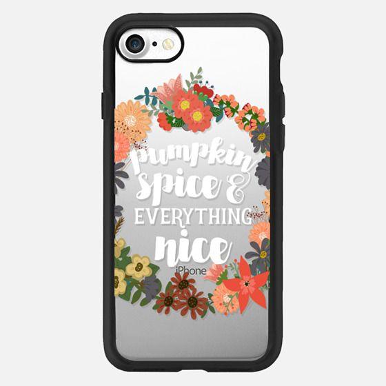 Pumpkin Spice & Everything Nice - White -