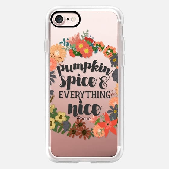 Pumpkin Spice & Everything Nice -