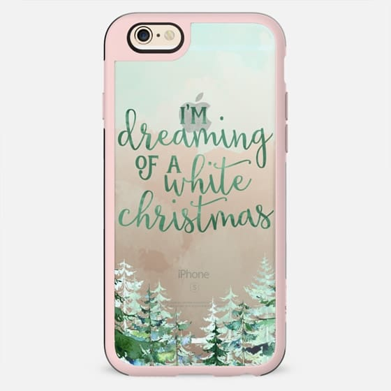 I'm Dreaming of a White Christmas - New Standard Case