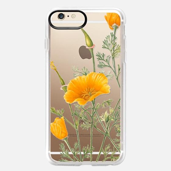 iPhone 6 Plus Capa - California Poppies