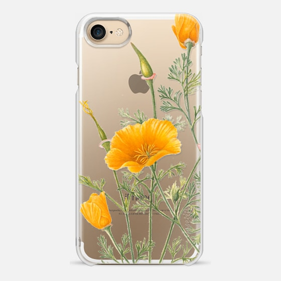 iPhone 7 保護殼 - California Poppies