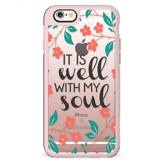 It is Well with my Soul - Grey