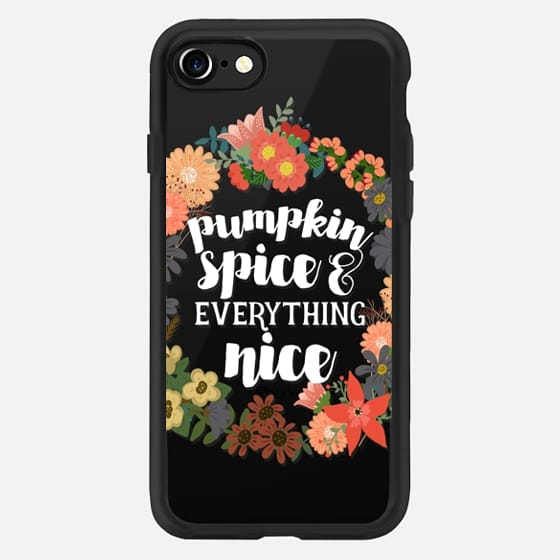 Pumpkin Spice & Everything Nice - White -