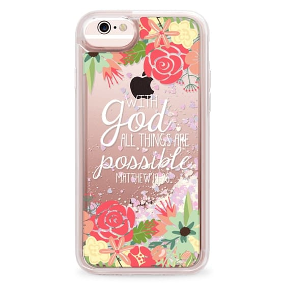 iPhone 6s Cases - All Things are Possible