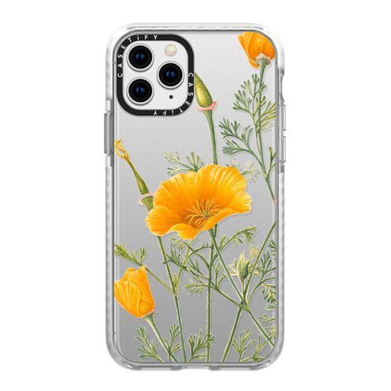 iPhone 11 Pro Cases - California Poppies