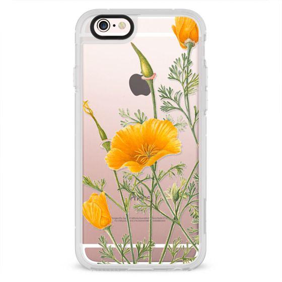 iPhone 6s Cases - California Poppies