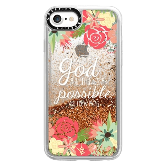 iPhone 7 Cases - All Things are Possible