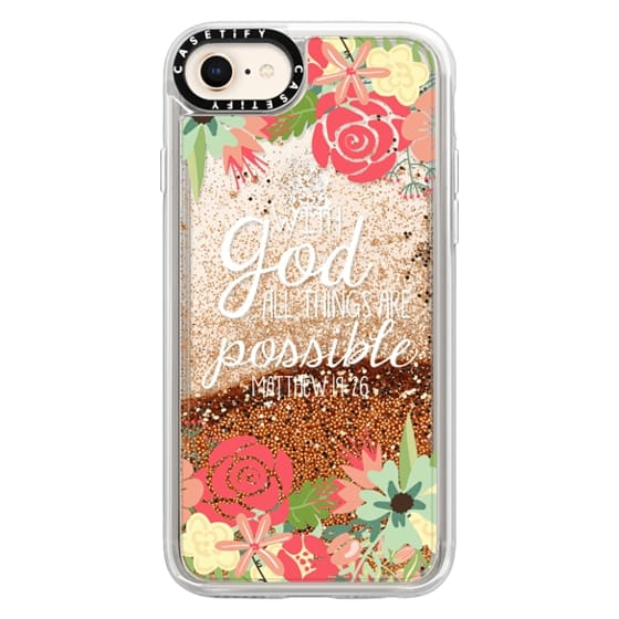 iPhone 8 Cases - All Things are Possible