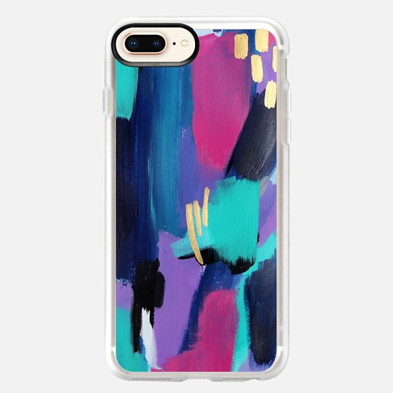 iPhone 8 Plus Coque - Glitz + Glam