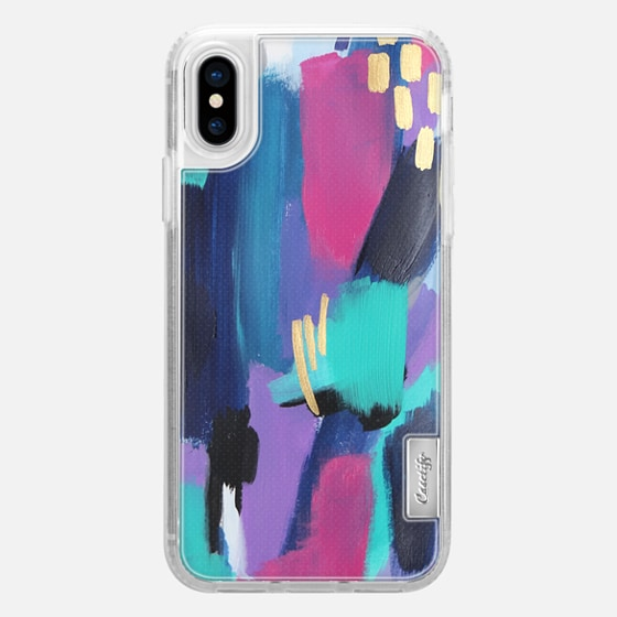iPhone X Case - Glitz + Glam