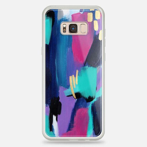 Galaxy S8 Plus Hülle - Glitz + Glam
