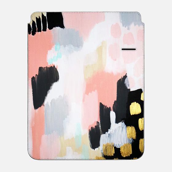 """iPad Pro 12.9"""" Sleeve - Footprints for IPAD"""