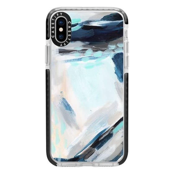 iPhone X Cases - Don't Let Go
