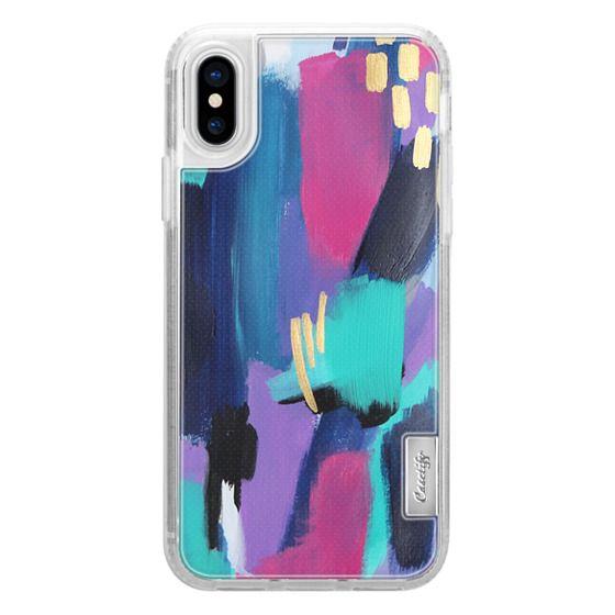 iPhone X Cases - Glitz + Glam
