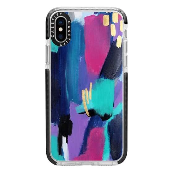 iPhone X Cases - Glitz + Glam