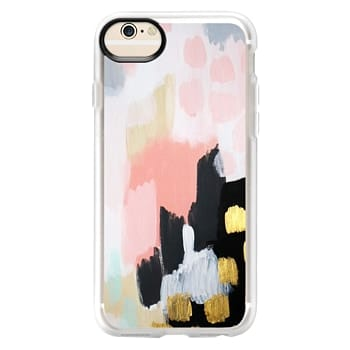 Grip iPhone 6 Case - Footprints