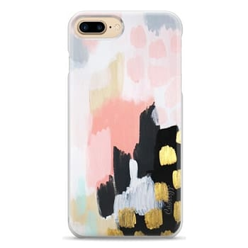 Snap iPhone 7 Plus Case - Footprints
