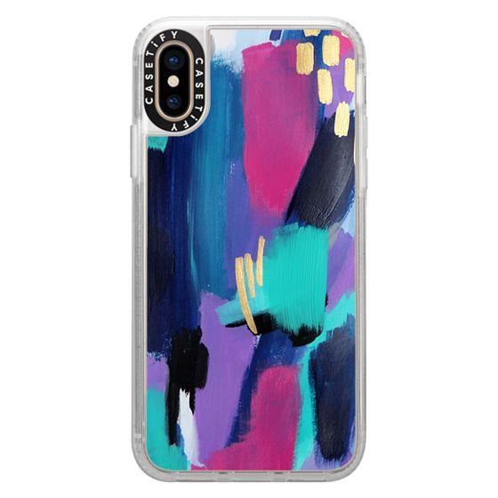 iPhone XS Cases - Glitz + Glam