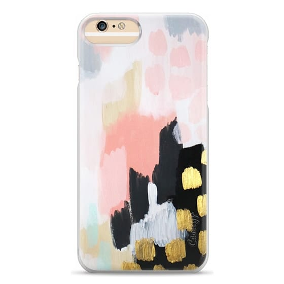 iPhone 6 Plus Cases - Footprints