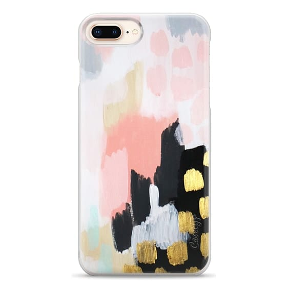 iPhone 8 Plus Cases - Footprints
