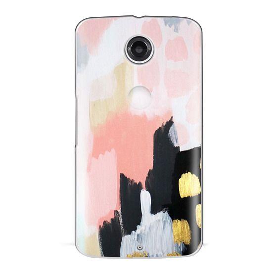 Nexus 6 Cases - Footprints