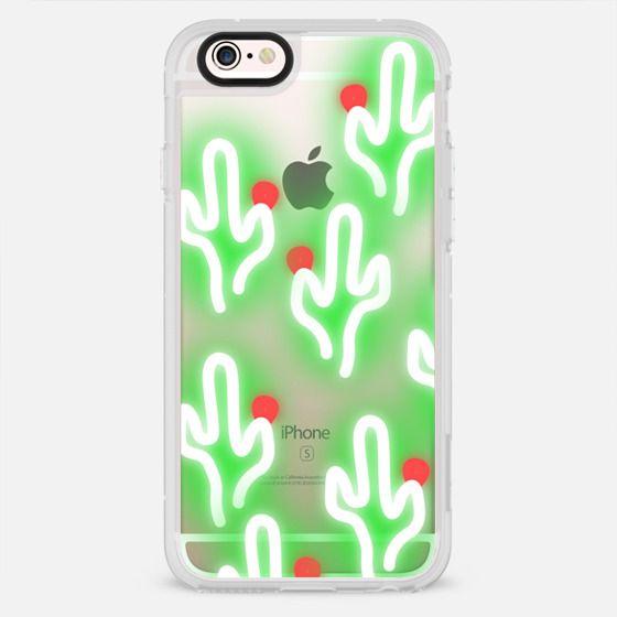 Neon Cactus - New Standard Case
