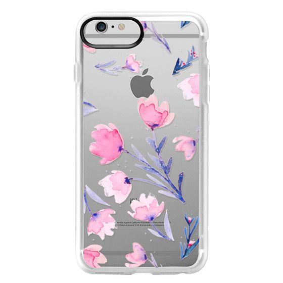 iPhone 6 Plus Cases - Soft floral