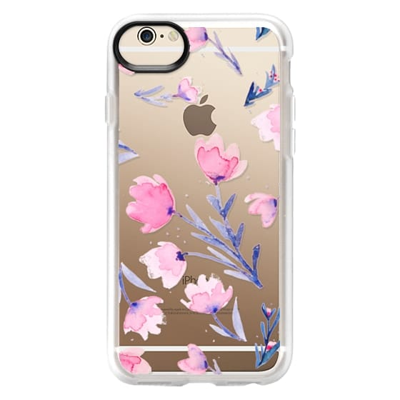 iPhone 6 Cases - Soft floral