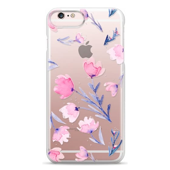 iPhone 6s Plus Cases - Soft floral