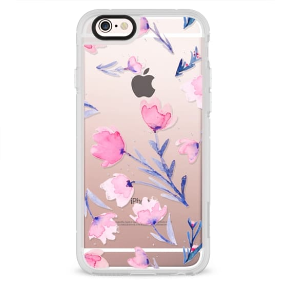 iPhone 4 Cases - Soft floral