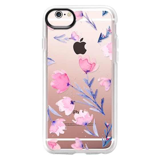 iPhone 6s Cases - Soft floral