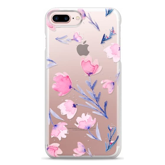 iPhone 7 Plus Cases - Soft floral
